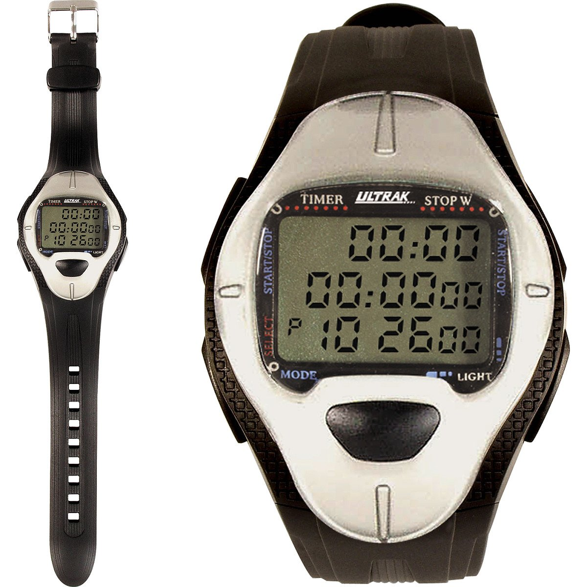 Soccer And Referee's Watch