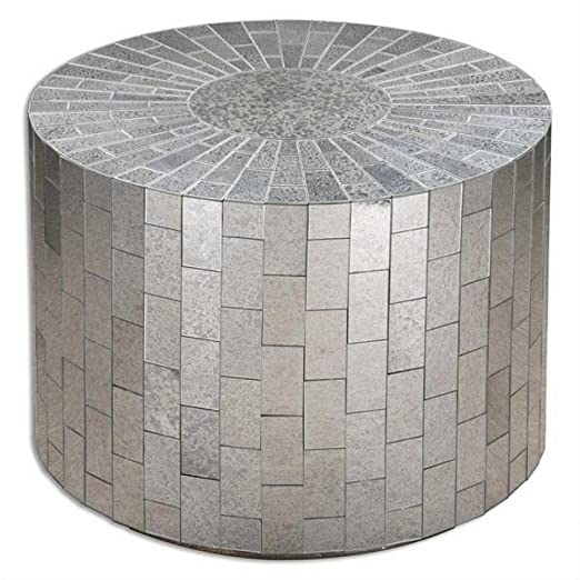 Uttermost Ceanna Mirrored Coffee Table Model-24496