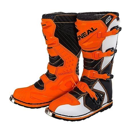 Bottes Motocross Oneal 2015 Rider Eu Orange (Eu 45 / Us 11 , Orange)