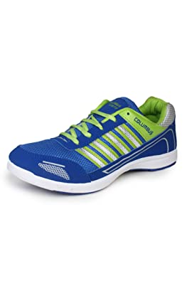columbus blue green sports shoes available at