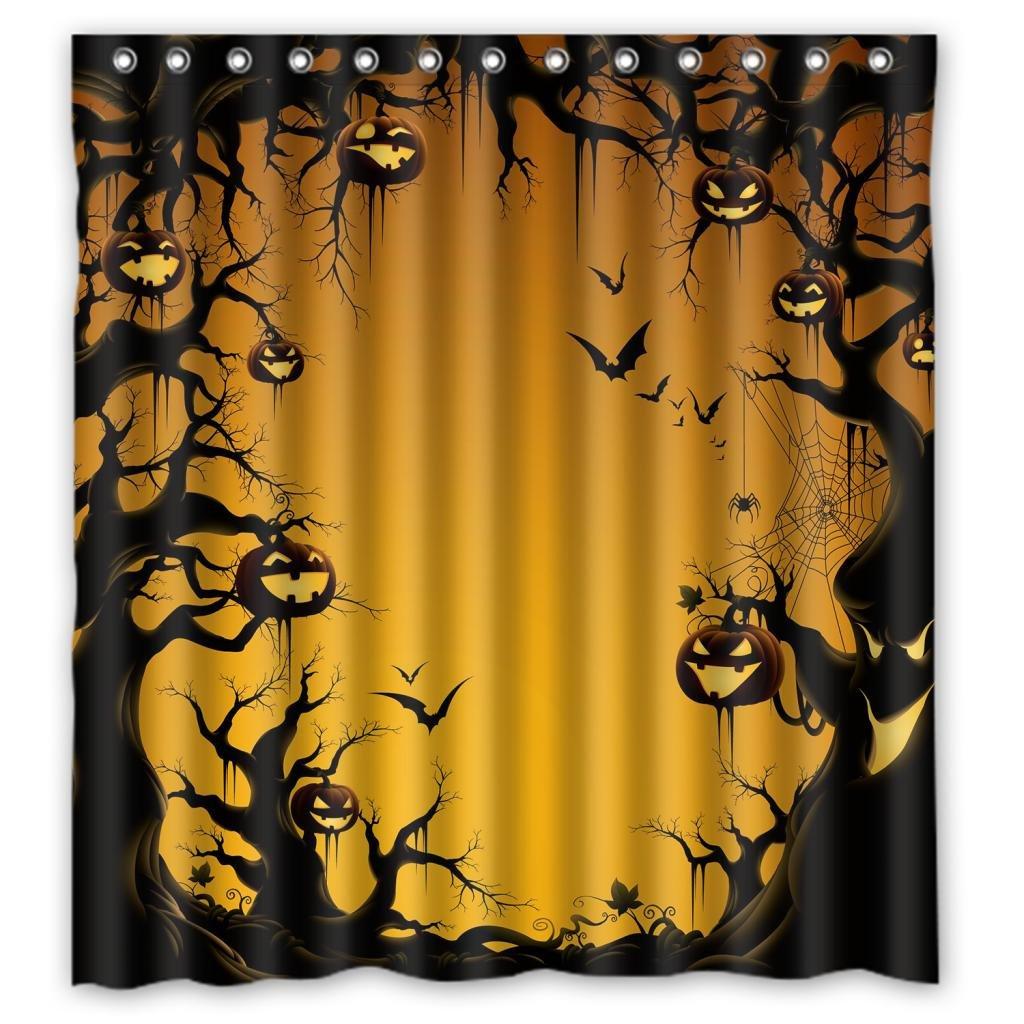 Halloween Shower Curtains Halloween Wikii