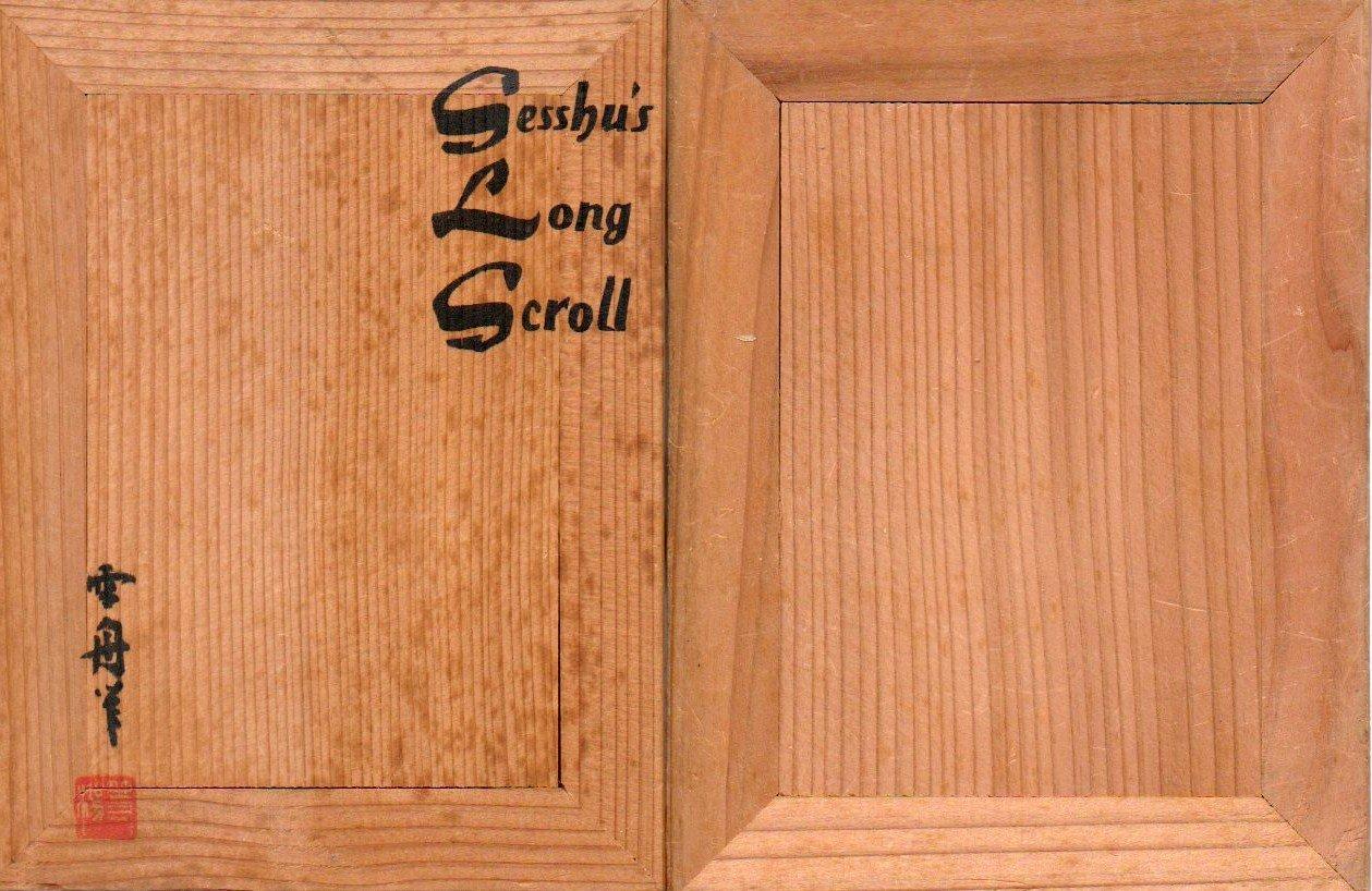 SESSHU'S LONG SCROLL