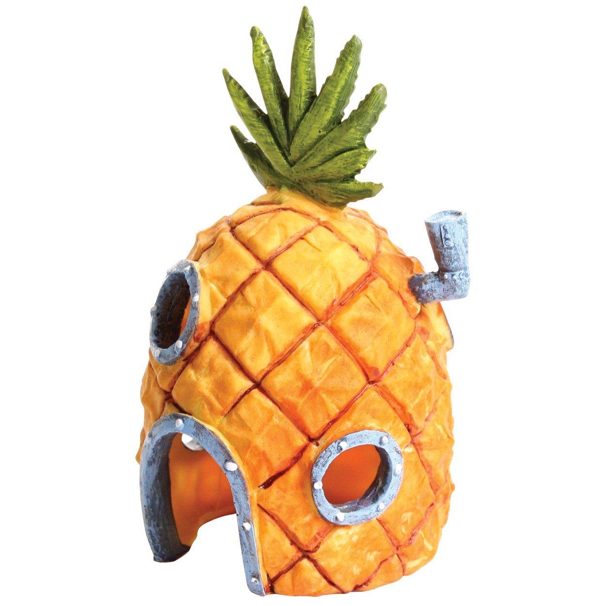 Spongebob squarepants kit de acuario con fondo de bikini