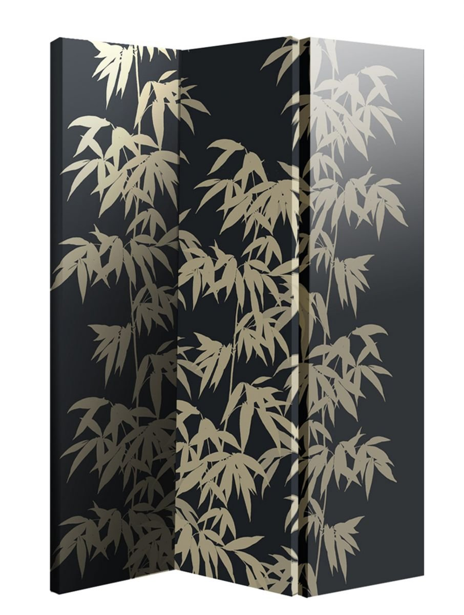 Arthouse Room Divider Screen 3 Panels 2 Fold Bamboo 180cm x 120cm x 2.5cm (008105)       Customer reviews and more news