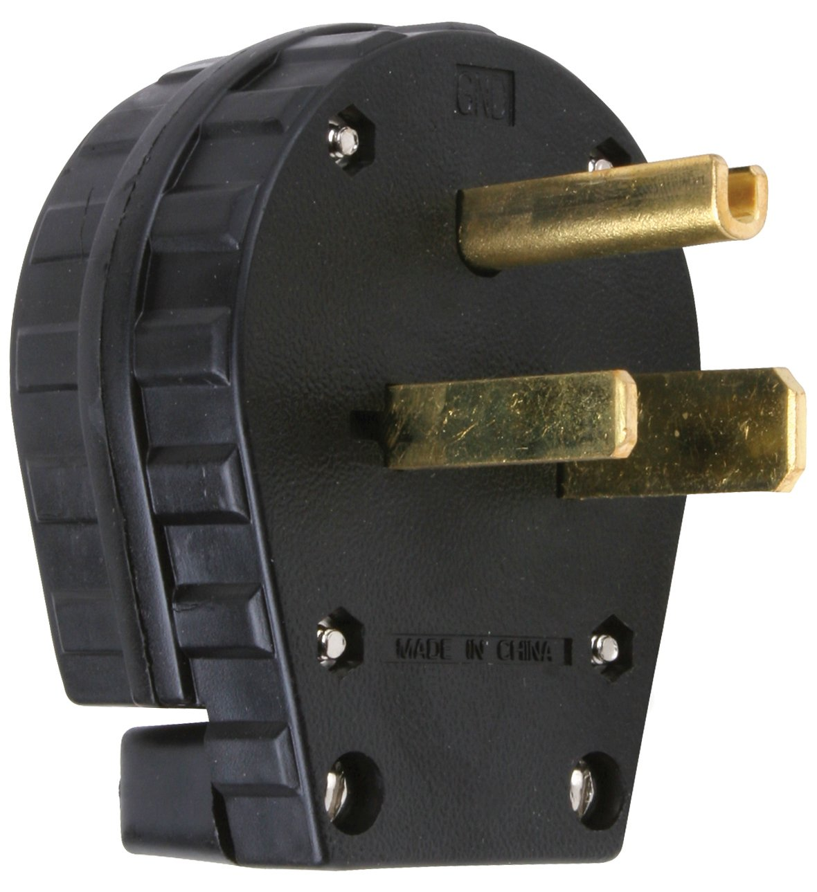 240 Volt 3 Prong Female Plug To A 240 Volt 4 Prong Male Twist Type Connector