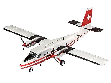 Revell - 03954 - Maquette d'Avion DHC-6 Twin Otter - Echelle 1/72