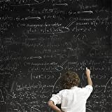 Fleave Self-Adhesive Blackboard Removable Chalkboard Wall Sticker for Home and Office 35.4