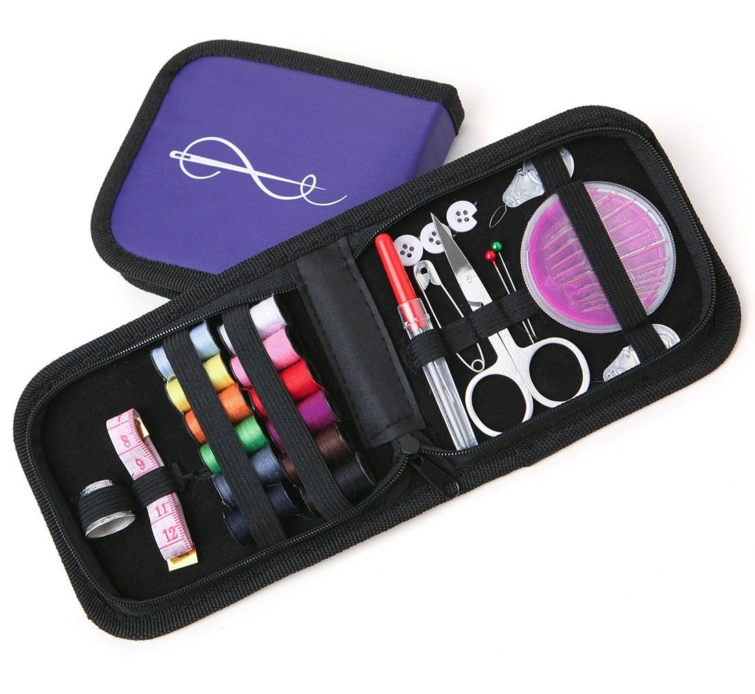 Best Sewing Kit for Home, Travel and Emergency Use