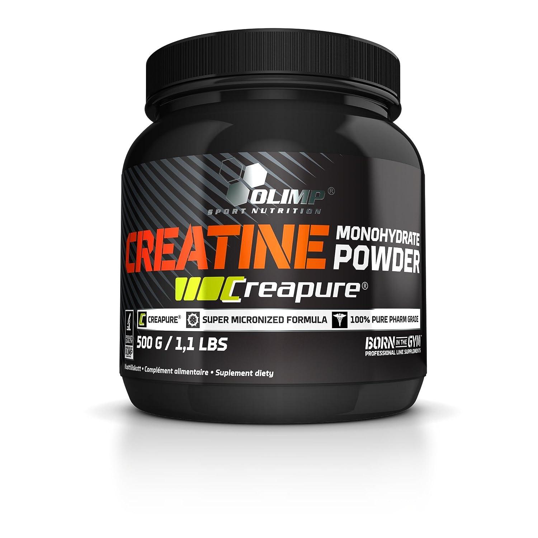 Olimp Creapure Monohydrat Powder (1 x 500 g) für € 16,99 statt € 21,60 bei Amazon