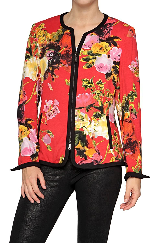 Basler Damen Jacke Blazerjacke RED HOT, Farbe: Rot jetzt kaufen