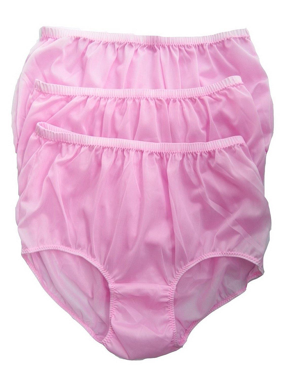 Höschen Unterwäsche Großhandel Rosa Los 3 pcs LPKPK Lots 3 pcs Wholesale Panties Nylon online kaufen