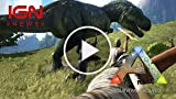 Open-World Dinosaur Survival Game ARK Gets its First...