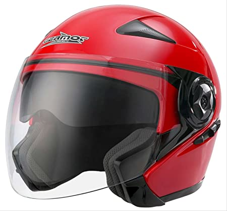 GERMOT gM 600 casque-rouge