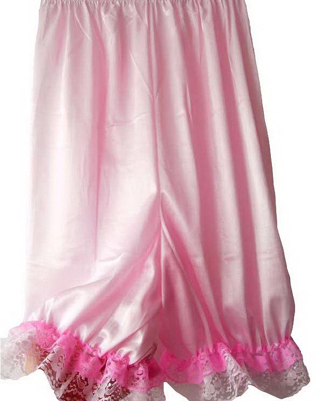 Frauen Handgefertigt Halb Slips UL4PK PINK Half Slips Nylon Women Pettipants Lace jetzt bestellen
