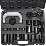 21PCs Heavy Duty Master Ball Joint Press U-joint Puller Remover Auto Servive Adapter Tool Kit For 2WD/ 4WD Vehicles (Tamaño: 1010 2)