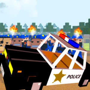 Minicraft Police from xr