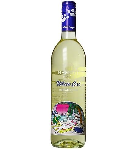 NV Hazlitt 1852 Vineyards White Cat 750 mL at Amazon's Wine Store
