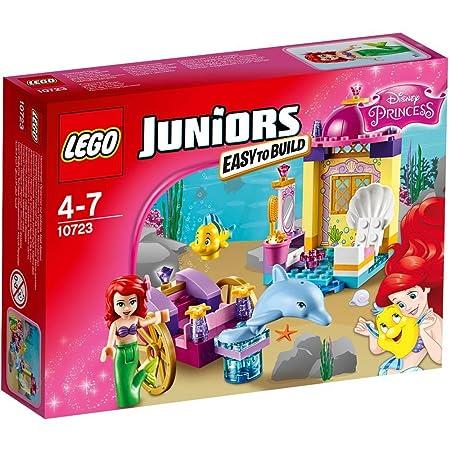 LEGO - 10723 - Juniors - Le Carrosse-dauphin d'ariel