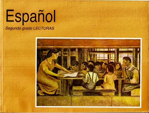Espanol segundo grado lecturas margarita gomez palacio for Espanol lecturas cuarto grado 1993