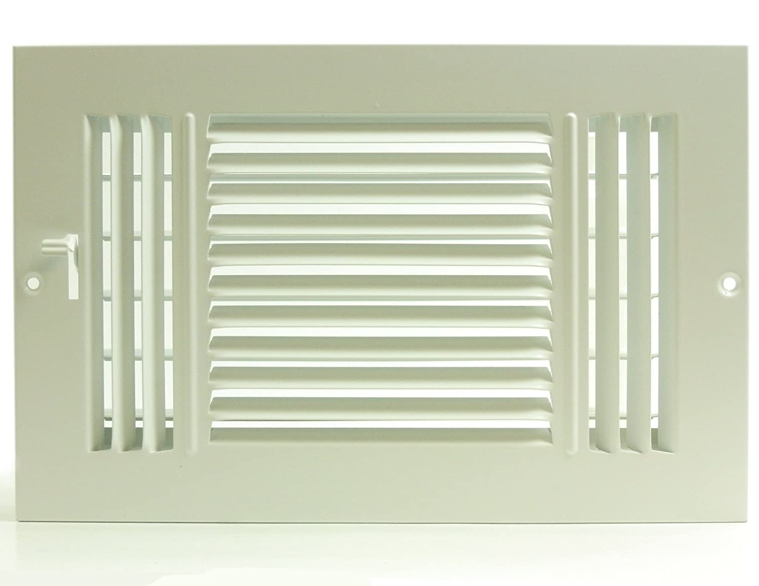 #6E7E4E 12w X 8h Fixed Stamp 3 Way AIR SUPPLY DIFFUSER HVAC  Best 3573 Heating Duct Covers photos with 1500x1158 px on helpvideos.info - Air Conditioners, Air Coolers and more