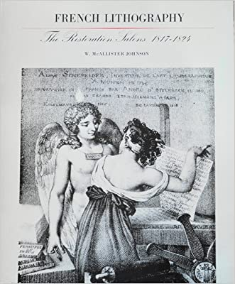 French Lithography: the Restoration Salons 1817-1824