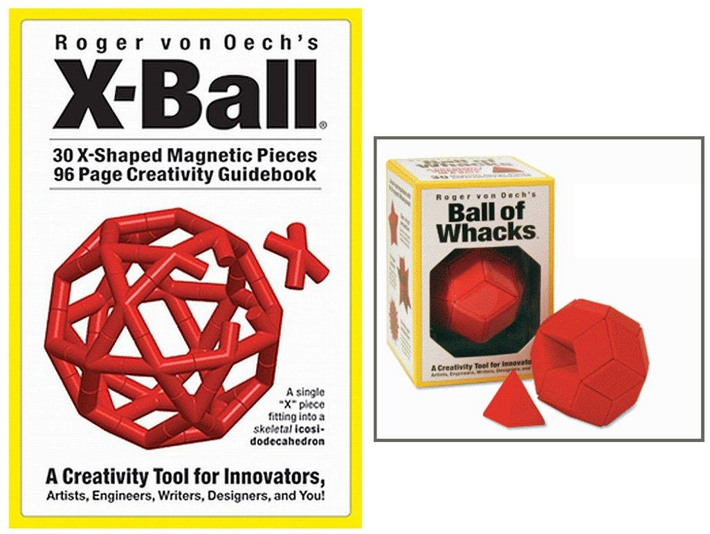 Roger von Oech's X-Ball