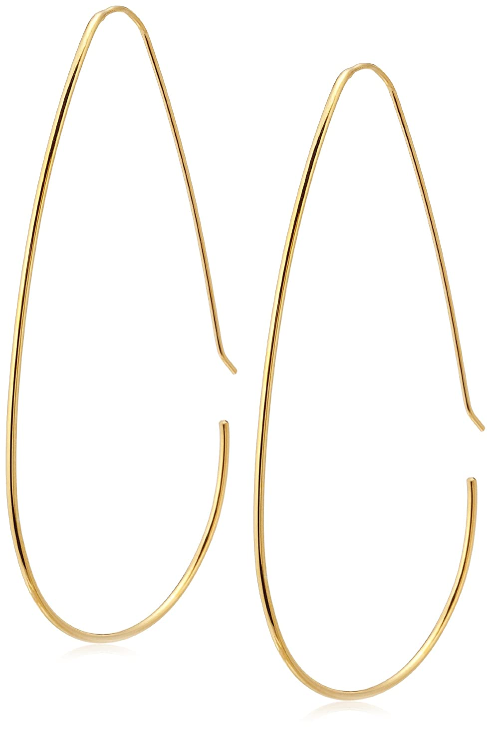 Amazon.co.jp: (ユナイテッドアローズ) UNITED ARROWS UA G DRP HOOP P 00 FREE 05 Gold 17336330848: ジュエリー通販
