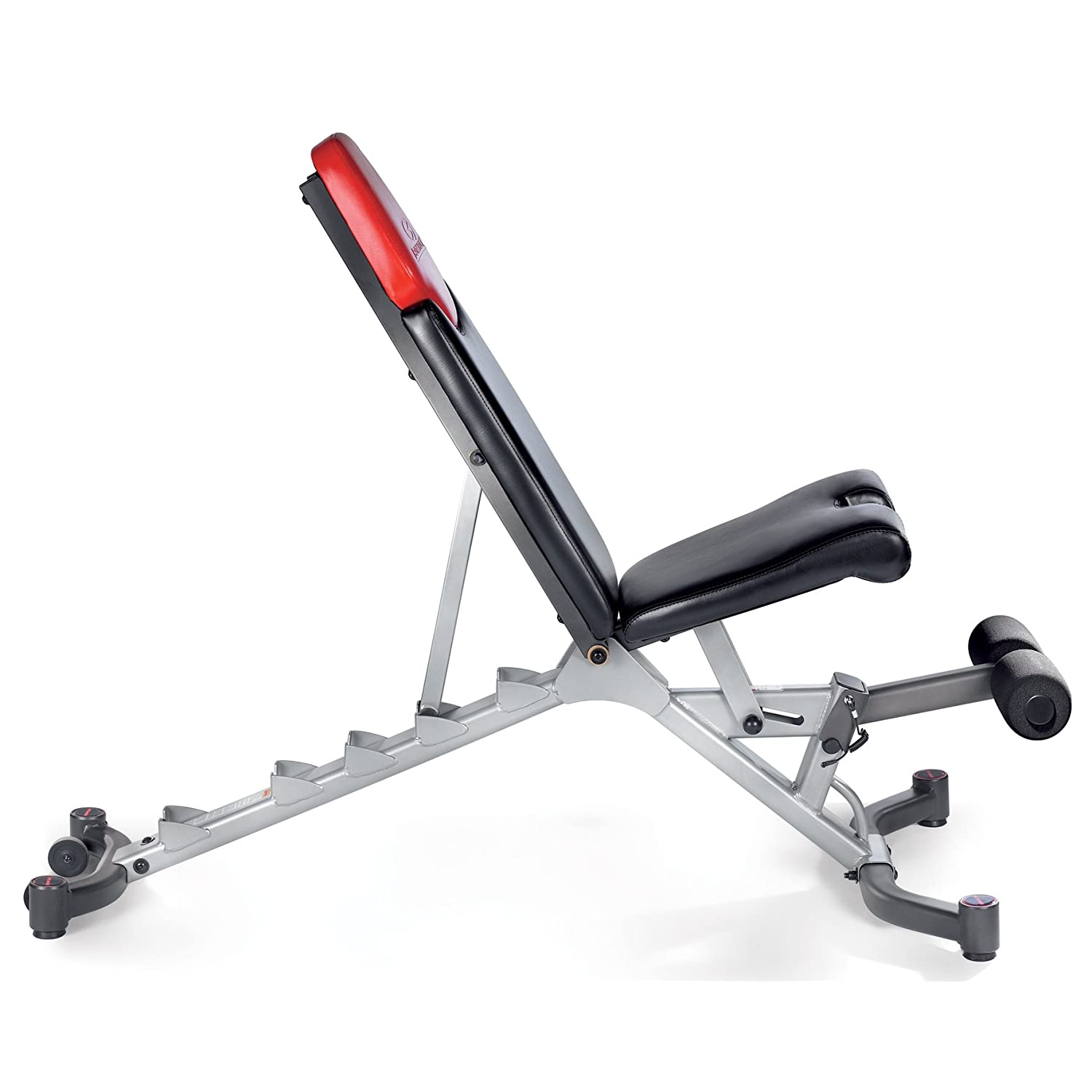 Bowflex Revolution Space Requirements: Home Workout Bench