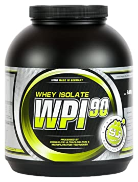 S.U. WPI-90, 100% Whey Isolate, neutral, 1000g
