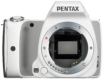"""Pentax K-S1 Reflex Numérique Écran 3"""" 20 Mpix Boîtier nu - Blanc"""