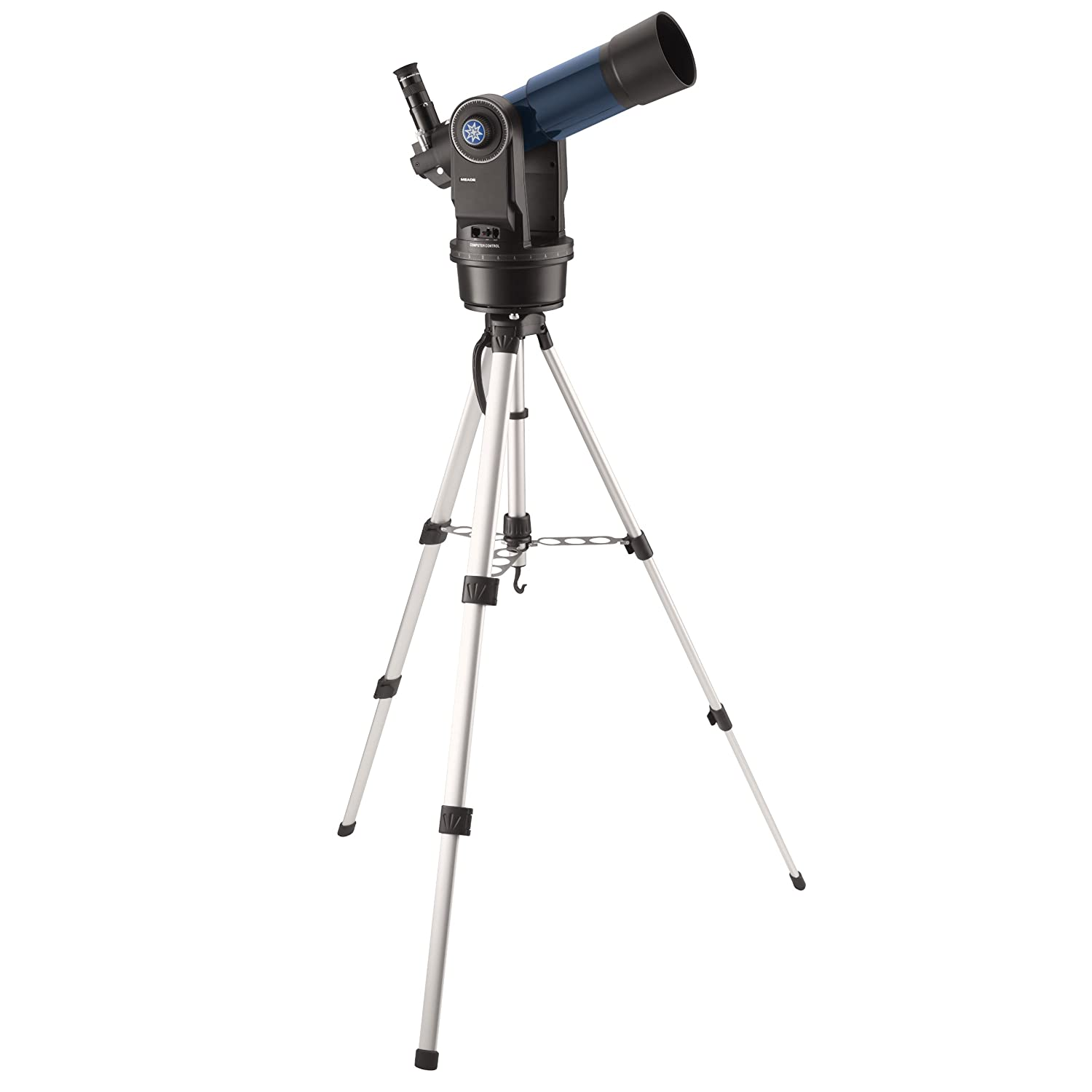 Meade ETX-80AT-TC BB (f/5) Achromatic Refractor Backpack Version