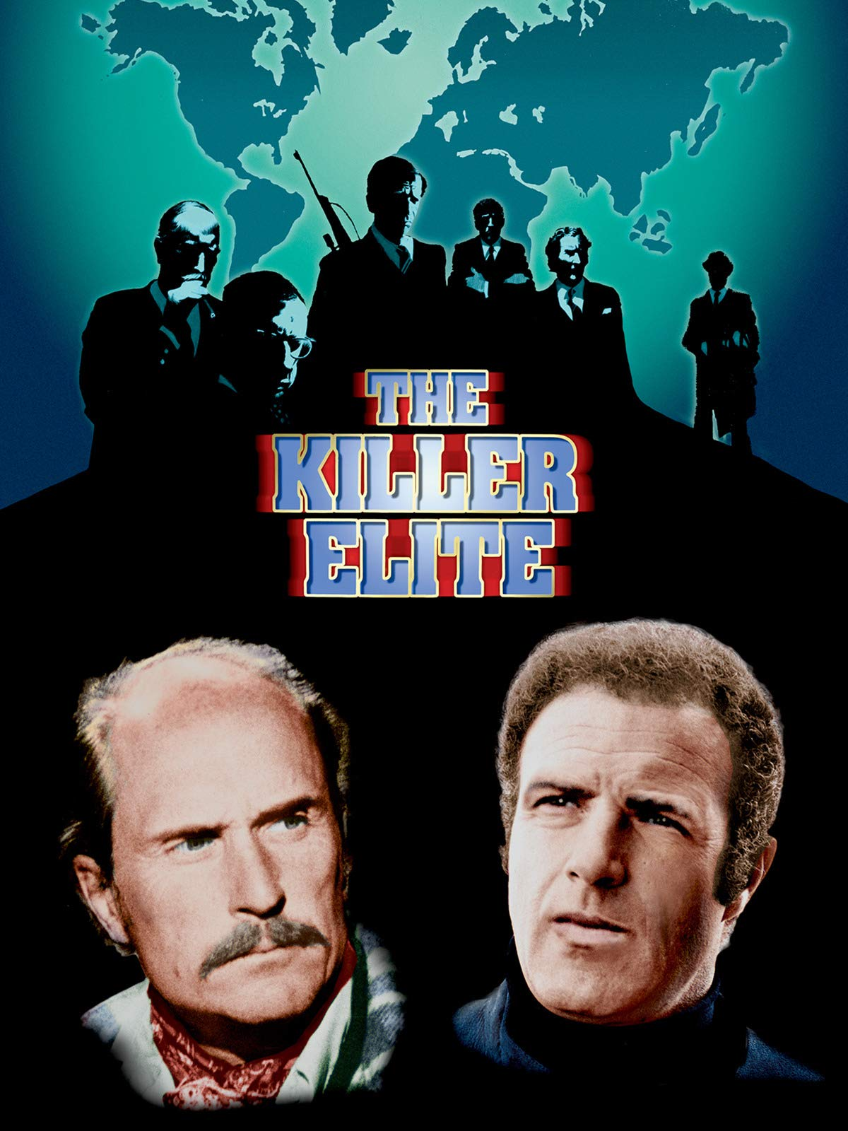The Killer Elite on Amazon Prime Video UK