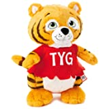 Shirt Tales Tyg Tiger Stuffed Animal, 14