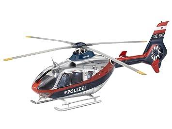 Revell - 4649 - Maquette Classique à Peindre et à Coller - Eurocopter EC-135 Österr.Polizei