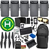 Everything You Need Ultimate Accessory Bundle (5-Battery, for Mavic Air) (Color: For Mavic Air, Tamaño: 5-Battery)