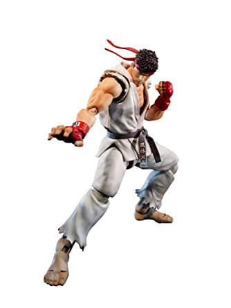 Figurine - Street Fighter - Ryu Figuarts 15 cm