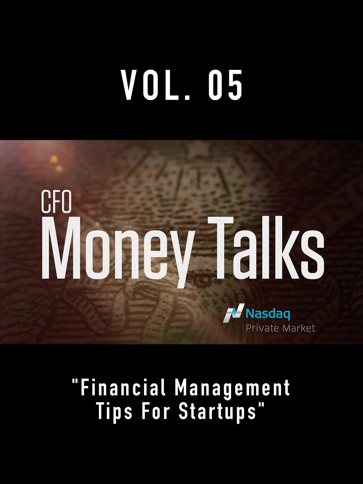 CFO Money Talks Vol. 05