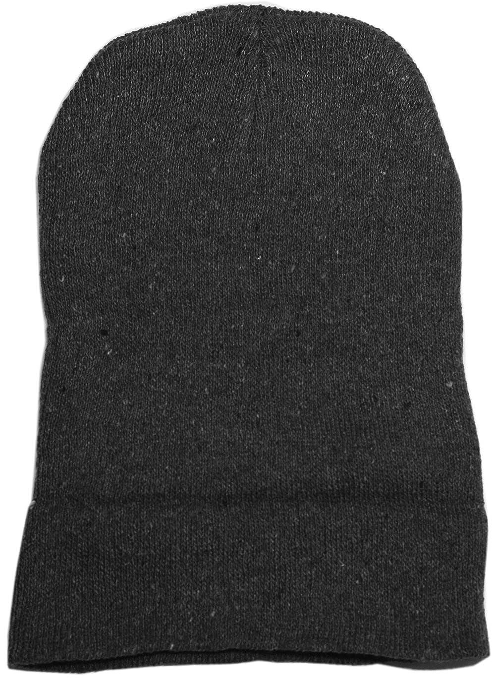 3199d8b2137 Beanie Ski Hat Snowboard Cap Ribbed Beanie Gray at Amazon Men s Clothing  store