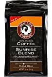 Sunrise Blend 100% Arabica Coffee By New Life Coffee, Whole Bean, 11-Ounce Bag