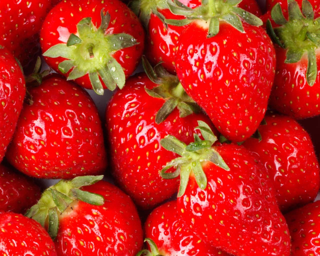 Strawberries from Florida