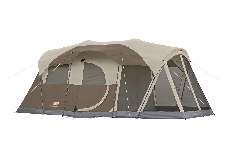 Coleman WeatherMaster Screened 6 Tent