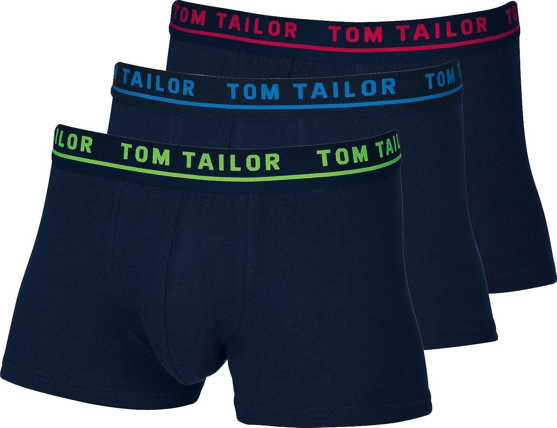 Tom Tailor Pants 3er-Pack Single-Jersey