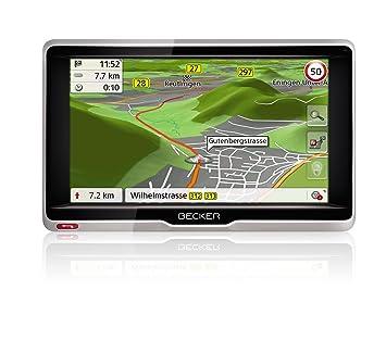Recambio pantalla LCD display becker active 43 traffic con pantalla táctil