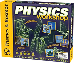 Physics Workshop Kit by Thames & Kosmos