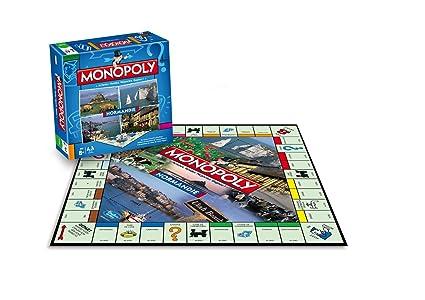 Winning Moves - 0172 - Jeu De Société - Monopoly - Normandie