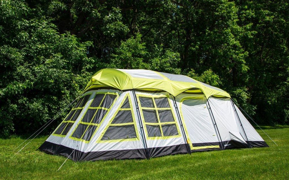 Tahoe Gear Glacier Family Cabin Tent & Tahoe Gear Glacier Family Cabin Tent Review | Todays Camping Gear