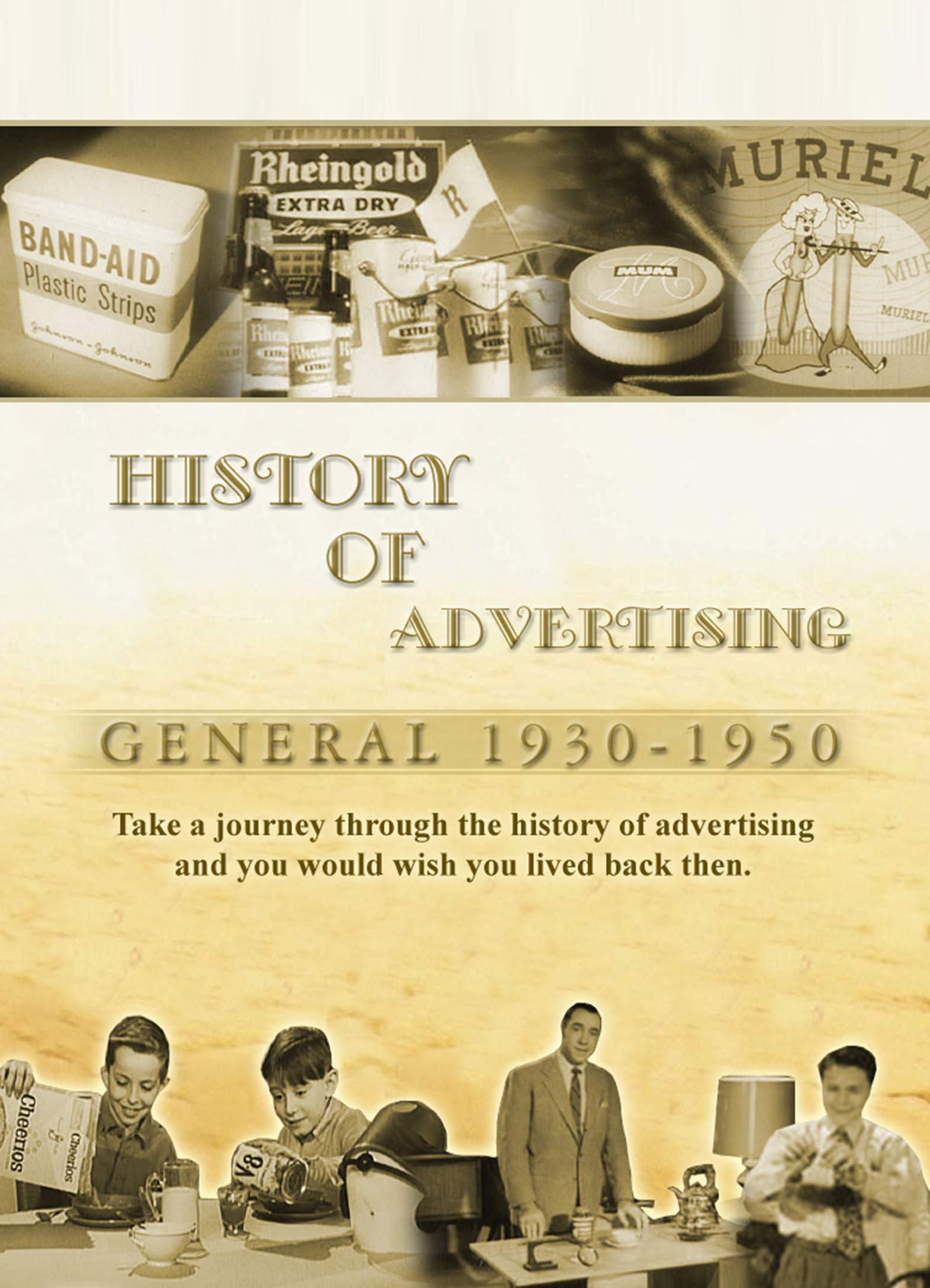History of Advertising - General (1930-1950) on Amazon Prime Video UK