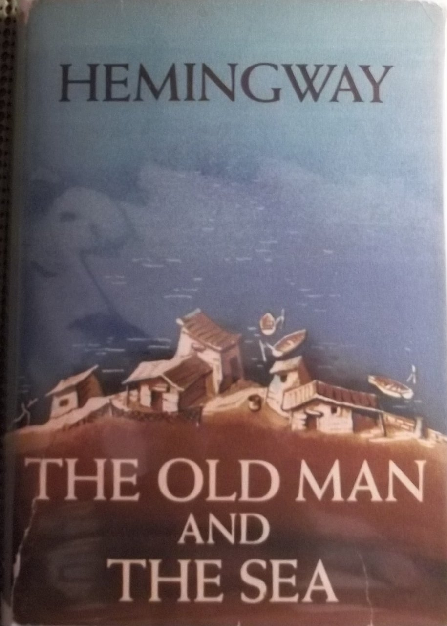an analysis of the conflicts in the old man and the sea by ernest hemingway A five-point plan analysis + theme description the novel the old man and the sea was written by ernest hemingway it focuses on santiago, an ageing and skilled fisherman who battles with a colossal marlin in the gulfofmexico.