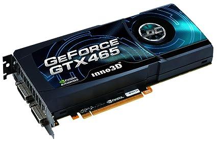 Inno3D N465-1DDN-D5DW NVIDIA Active 3206 MHz