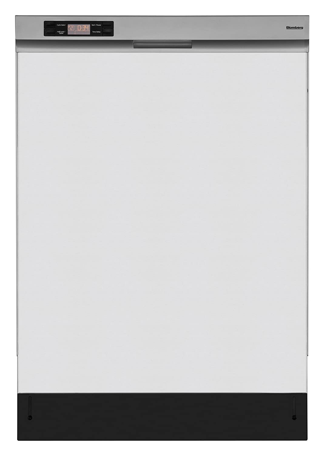 Blomberg DWT24100SS Dishwasher with Tall Tub Front Controls, 14 Place Settings, Stainless Steel